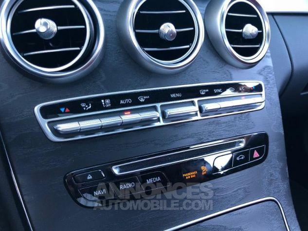 Mercedes Classe C Coupe Sport 250 d 204ch Sportline 4Matic 9G-Tronic Gris sélénite métallisé Occasion - 12