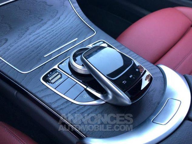 Mercedes Classe C Coupe Sport 250 d 204ch Sportline 4Matic 9G-Tronic Gris sélénite métallisé Occasion - 13
