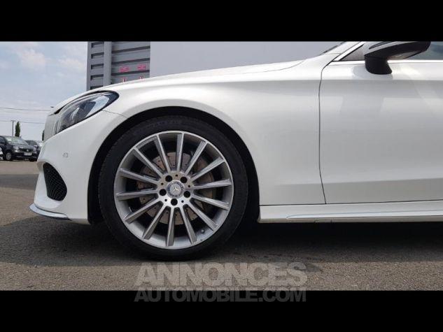 Mercedes Classe C Coupe Sport 250 d 204ch Sportline 9G-Tronic Blanc Occasion - 5