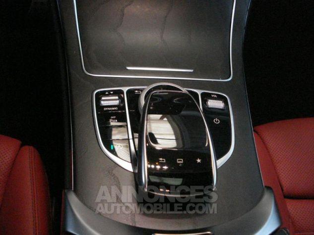 Mercedes Classe C Coupe Sport 250 d 204ch Sportline 9G-Tronic noir obsidienne métal Occasion - 11