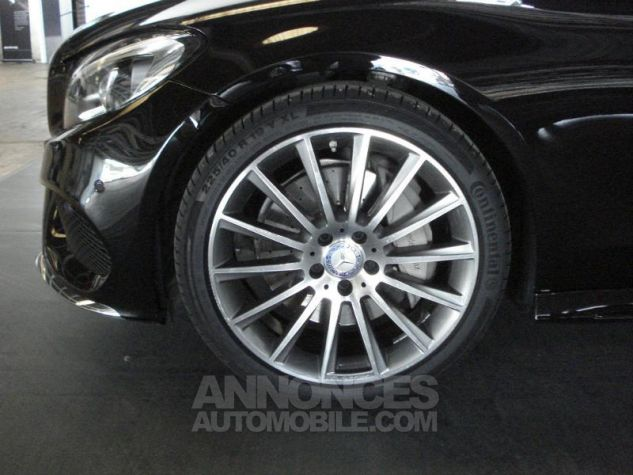 Mercedes Classe C Coupe Sport 250 d 204ch Sportline 9G-Tronic noir obsidienne métal Occasion - 13