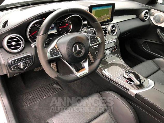 Mercedes Classe C Coupe Sport 63 AMG 476ch Speedshift MCT GRIS IRIDIUM Occasion - 7