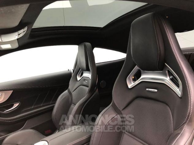 Mercedes Classe C Coupe Sport 63 AMG 476ch Speedshift MCT GRIS IRIDIUM Occasion - 9
