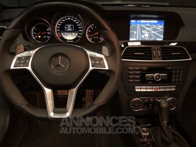 Mercedes Classe C Coupe Sport c63 AMG PACK PERF c 63 BLANC Occasion - 7