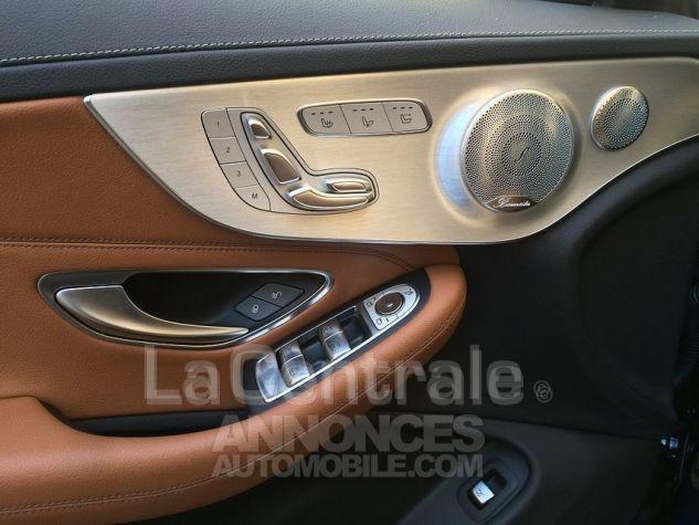 Mercedes Classe C IV CABRIOLET 43 AMG 4MATIC Bleu Marine Metal Occasion - 7