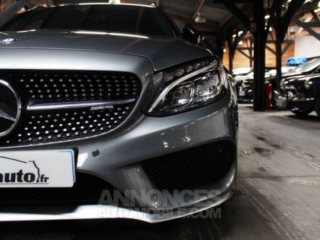 Mercedes Classe C IV SW 43 AMG 4MATIC GRIS SÉLÉNITE Occasion - 10