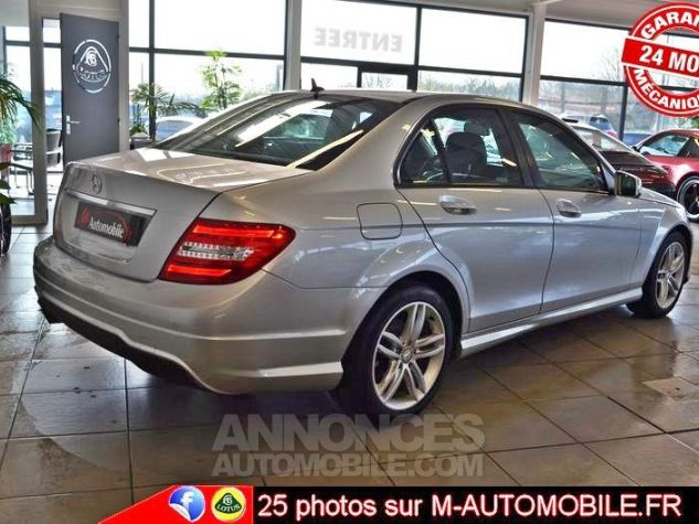 Mercedes Classe C W204 180 CDI BUSINESS EXECUTIVE AMG GRIS Occasion - 2