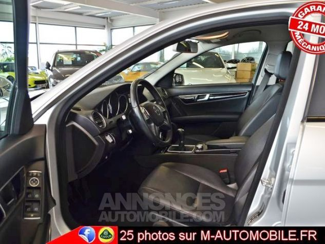 Mercedes Classe C W204 180 CDI BUSINESS EXECUTIVE AMG GRIS Occasion - 7