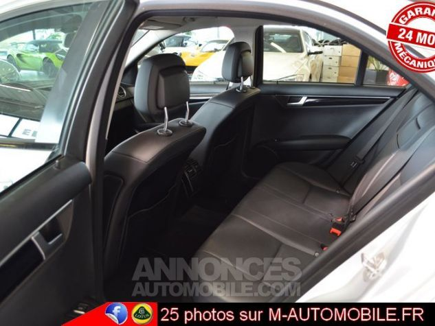 Mercedes Classe C W204 180 CDI BUSINESS EXECUTIVE AMG GRIS Occasion - 10