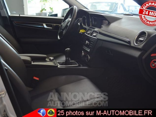 Mercedes Classe C W204 180 CDI BUSINESS EXECUTIVE AMG GRIS Occasion - 13