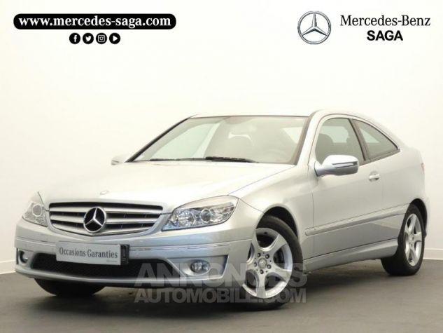 Mercedes Classe CLC 200 CDI Argent Iridium Occasion - 0