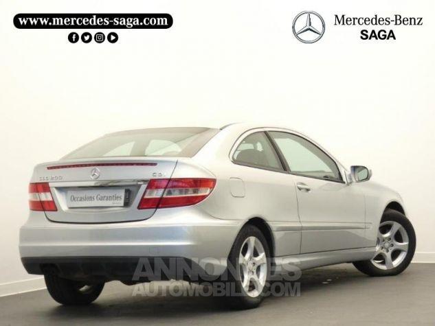 Mercedes Classe CLC 200 CDI Argent Iridium Occasion - 1