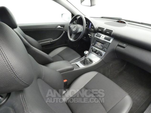 Mercedes Classe CLC 200 CDI Argent Iridium Occasion - 3