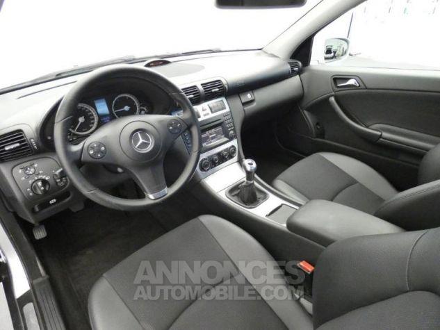 Mercedes Classe CLC 200 CDI Argent Iridium Occasion - 7
