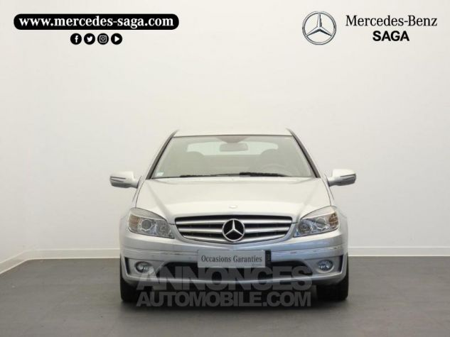 Mercedes Classe CLC 200 CDI Argent Iridium Occasion - 4