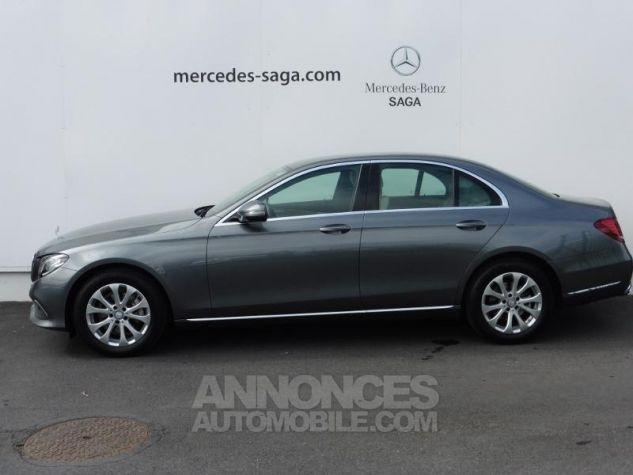 Mercedes Classe E 200 d 150ch Executive 9G-Tronic GRIS SELENITE Occasion - 2