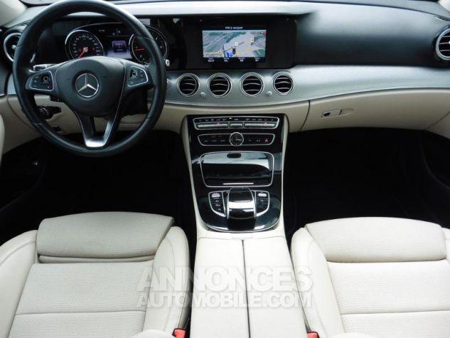 Mercedes Classe E 200 d 150ch Executive 9G-Tronic GRIS SELENITE Occasion - 3