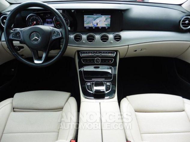 Mercedes Classe E 200 d 150ch Executive 9G-Tronic GRIS SELENITE Occasion - 4