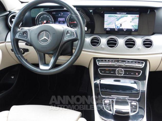 Mercedes Classe E 200 d 150ch Executive 9G-Tronic GRIS SELENITE Occasion - 5