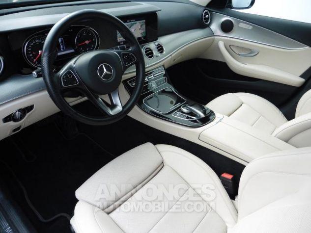 Mercedes Classe E 200 d 150ch Executive 9G-Tronic GRIS SELENITE Occasion - 6
