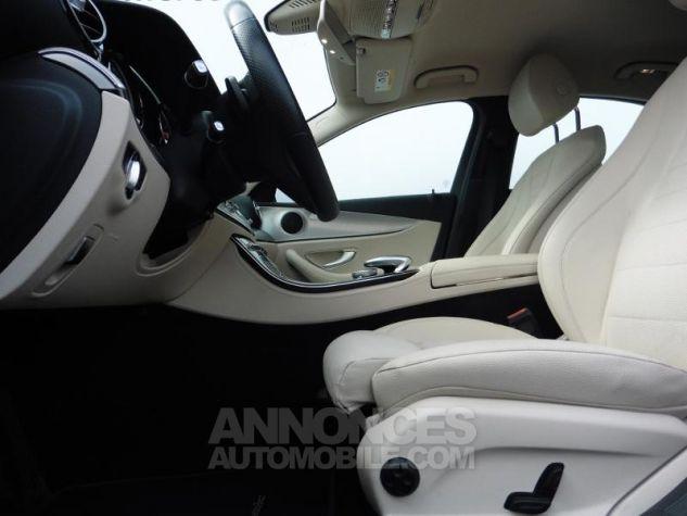 Mercedes Classe E 200 d 150ch Executive 9G-Tronic GRIS SELENITE Occasion - 8
