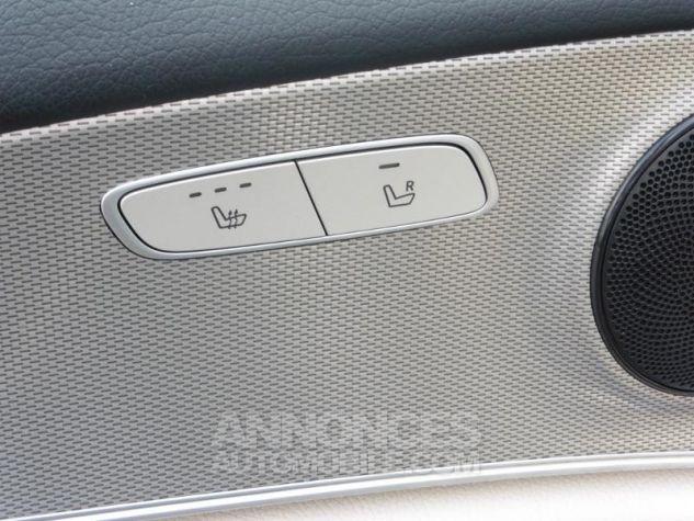 Mercedes Classe E 200 d 150ch Executive 9G-Tronic GRIS SELENITE Occasion - 11