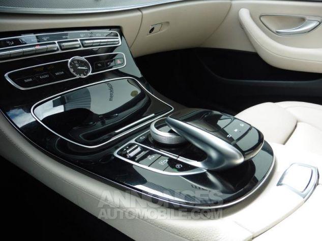 Mercedes Classe E 200 d 150ch Executive 9G-Tronic GRIS SELENITE Occasion - 12
