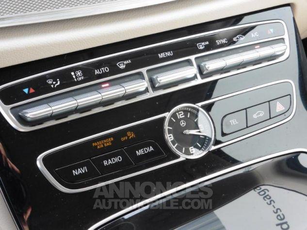 Mercedes Classe E 200 d 150ch Executive 9G-Tronic GRIS SELENITE Occasion - 17