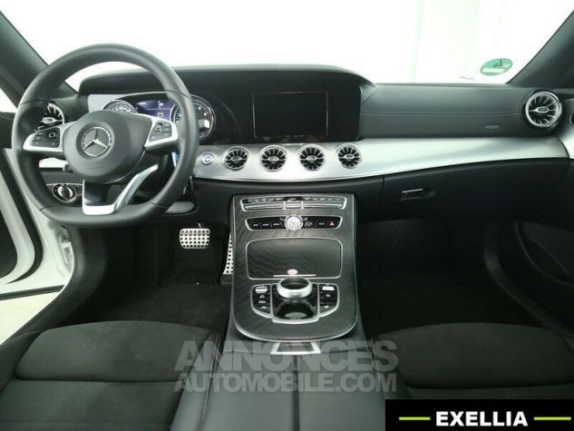 Mercedes Classe E 200 SPORTLINE 9G TRONIC  BLANC  Occasion - 5