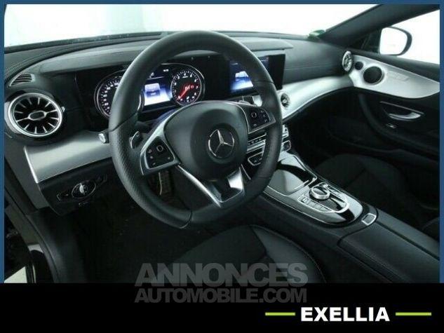 Mercedes Classe E 200 SPORTLINE 9G TRONIC  NOIR  Occasion - 5