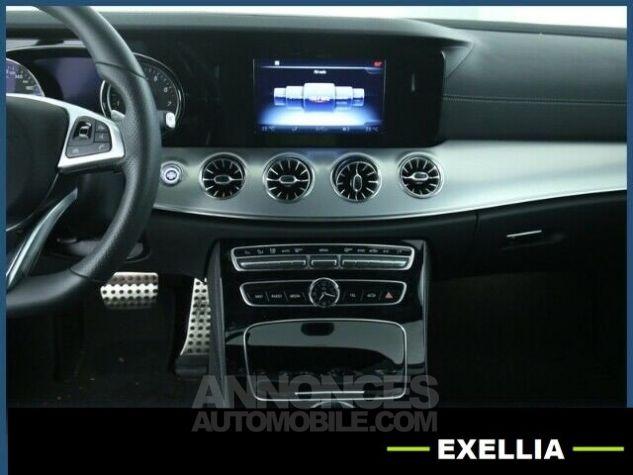 Mercedes Classe E 200 SPORTLINE 9G TRONIC  NOIR  Occasion - 6