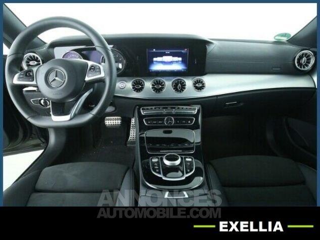 Mercedes Classe E 200 SPORTLINE 9G TRONIC  NOIR  Occasion - 7
