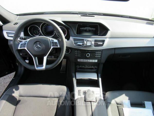 Mercedes Classe E 220 BlueTEC Sportline 9G-Tronic NOIR OBSIDIENNE Occasion - 3