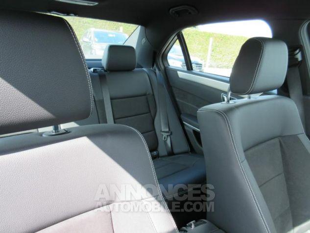 Mercedes Classe E 220 BlueTEC Sportline 9G-Tronic NOIR OBSIDIENNE Occasion - 4