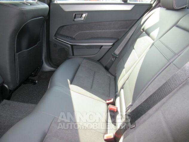 Mercedes Classe E 220 BlueTEC Sportline 9G-Tronic NOIR OBSIDIENNE Occasion - 5