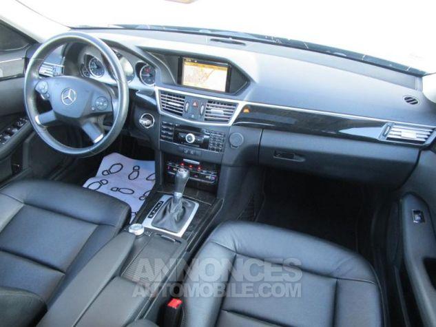 Mercedes Classe E 220 CDI BE Avantgarde Ex ZP GRIS TENORITE Occasion - 3