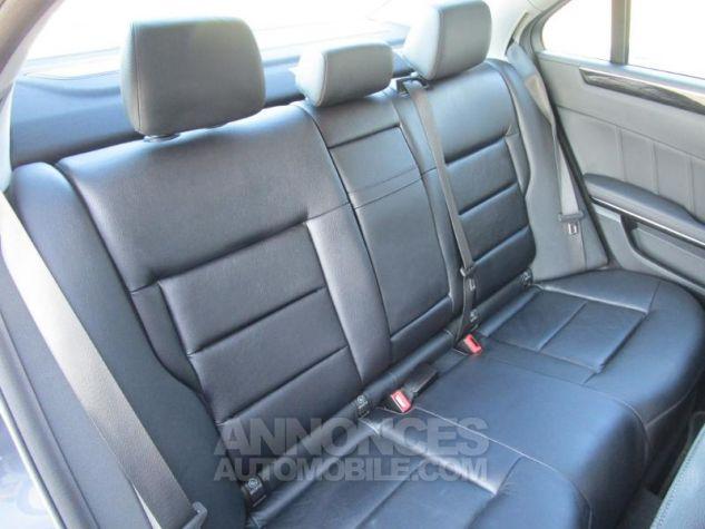 Mercedes Classe E 220 CDI BE Avantgarde Ex ZP GRIS TENORITE Occasion - 5