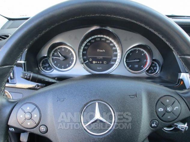 Mercedes Classe E 220 CDI BE Avantgarde Ex ZP GRIS TENORITE Occasion - 8