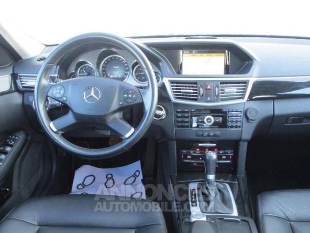 Mercedes Classe E 220 CDI BE Avantgarde Ex ZP GRIS TENORITE Occasion - 12