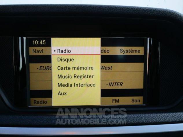 Mercedes Classe E 220 CDI BE Avantgarde Ex ZP GRIS TENORITE Occasion - 15