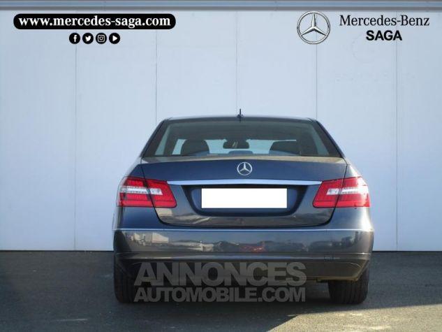 Mercedes Classe E 220 CDI BE Avantgarde Ex ZP GRIS TENORITE Occasion - 19
