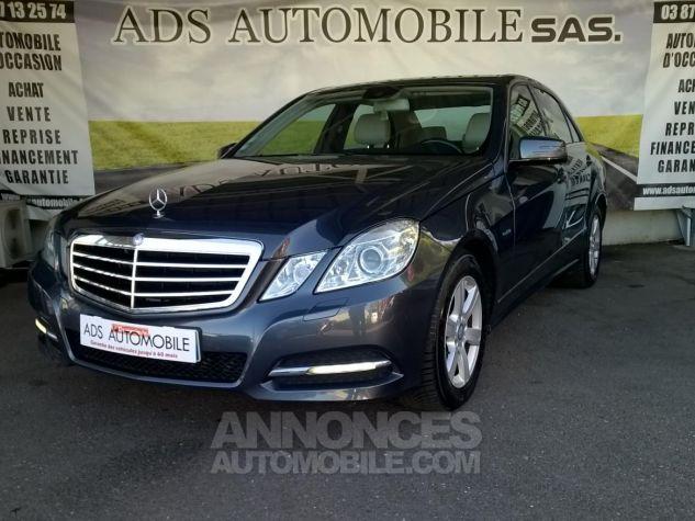 Mercedes Classe E 220 CDI BLUEEFFICIENCY Avantgarde Executive Gris Occasion - 2