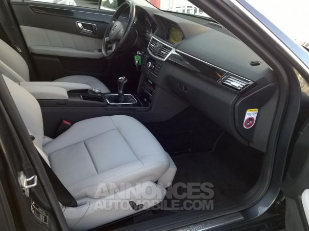 Mercedes Classe E 220 CDI BLUEEFFICIENCY Avantgarde Executive Gris Occasion - 5