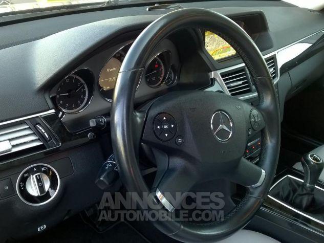 Mercedes Classe E 220 CDI BLUEEFFICIENCY Avantgarde Executive Gris Occasion - 7