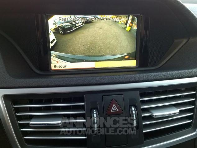 Mercedes Classe E 220 CDI BLUEEFFICIENCY Avantgarde Executive Gris Occasion - 8