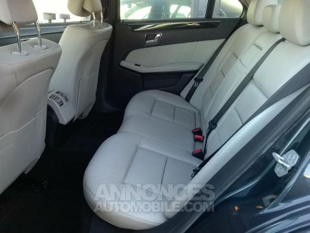 Mercedes Classe E 220 CDI BLUEEFFICIENCY Avantgarde Executive Gris Occasion - 9