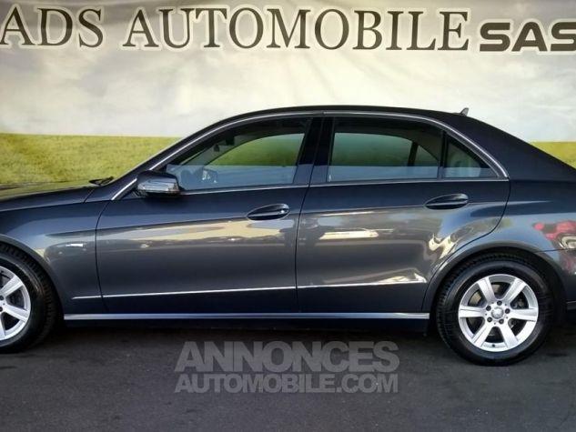 Mercedes Classe E 220 CDI BLUEEFFICIENCY Avantgarde Executive Gris Occasion - 10