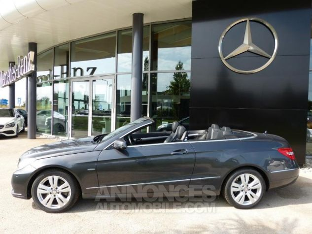 Mercedes Classe E 220 CDI Executive BE 7GTro+ GRIS Occasion - 5
