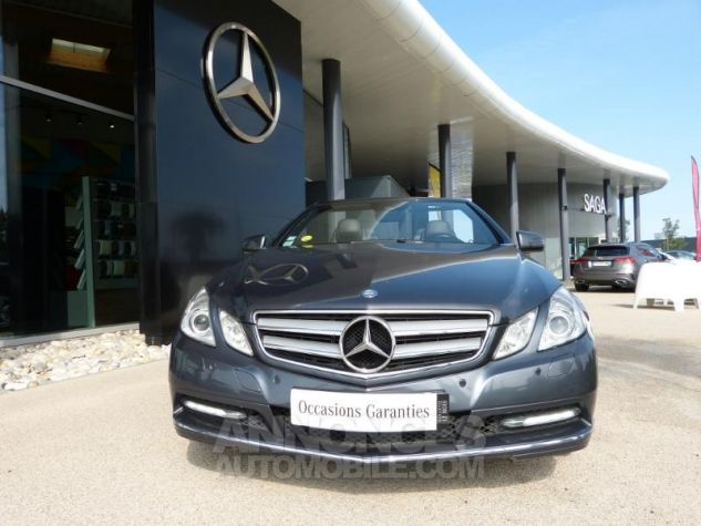 Mercedes Classe E 220 CDI Executive BE 7GTro+ GRIS Occasion - 17