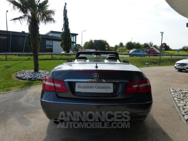 Mercedes Classe E 220 CDI Executive BE 7GTro+ GRIS Occasion - 18